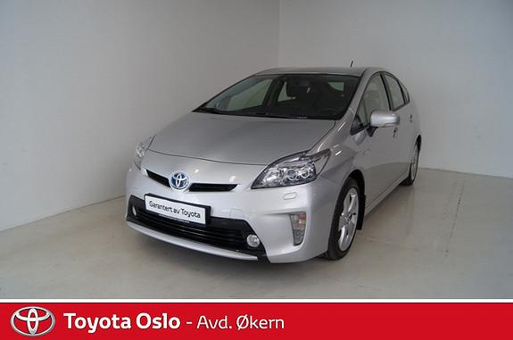 Toyota Prius 1,8 VVT-i Hybrid Executive  2012, 69128 km, kr 215900,-