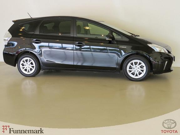 Toyota Prius+ Seven 1.8-136HK VVT-i HYBRID EXECUTIVE 7-SETER (PANORAMATAK/RYGGEKAMERA/NAVI/+++)  2012, 55000 km, kr 265000,-