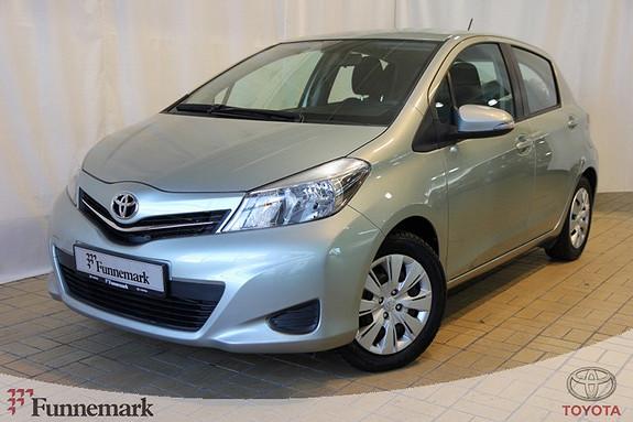 Toyota Yaris 1,0 Active  2012, 42419 km, kr 142000,-