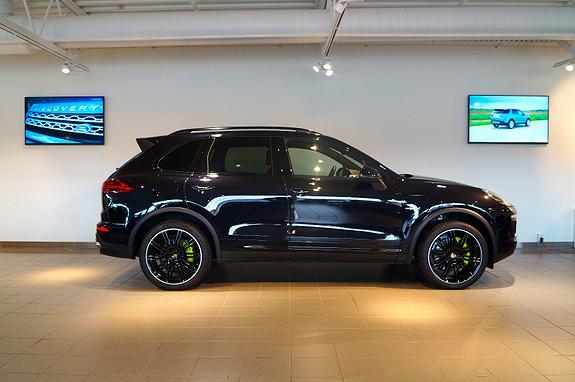 Porsche Cayenne S E-Hybrid 416hk/Pano/14veis/El.hfe  2015, 20000 km, kr 1390000,-