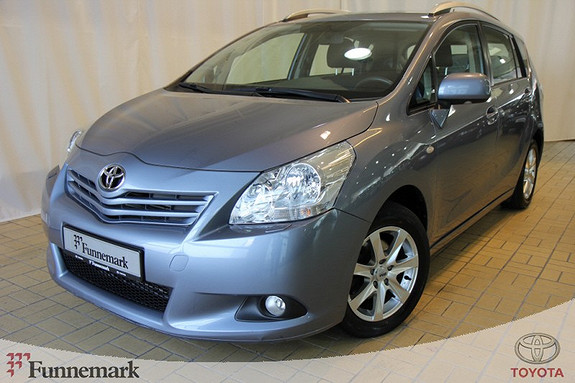 Toyota Verso 2,0 D-4D Advance 7 seter  2010, 46784 km, kr 209000,-