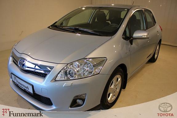 Toyota Auris 1,8 Hybrid Advance HSD  2012, 26000 km, kr 189000,-