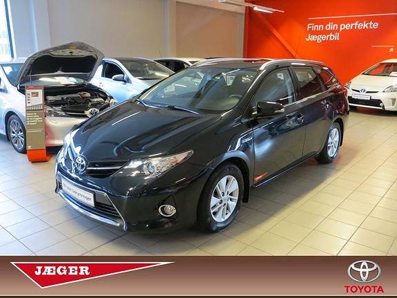 Toyota Auris Touring Sports 1,8 Hybrid Active  2014, 45500 km, kr 269000,-