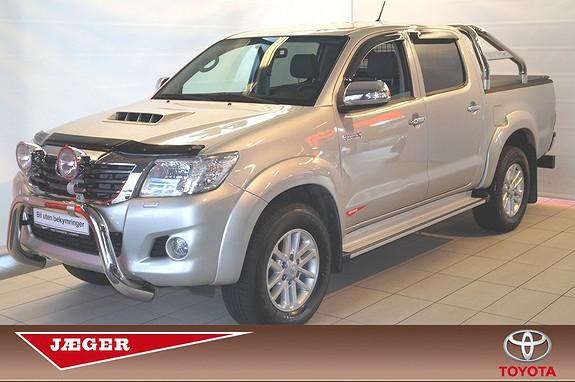 Toyota HiLux D-4D 171hk D-Cab Aut 4WD SR+  2013, 37100 km, kr 365000,-