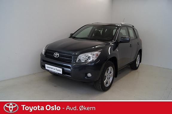 Toyota RAV4 2,2 D-4D 136hk DPF Executive  2009, 87036 km, kr 229900,-