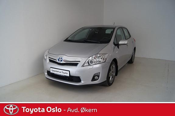 Toyota Auris 1,8 Hybrid E-CVT Executive  2012, 25000 km, kr 205900,-