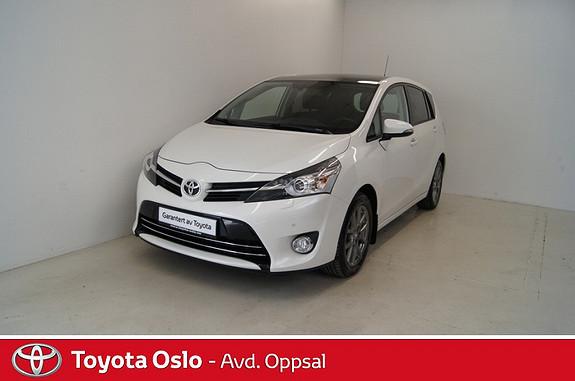 Toyota Verso 1,8 VVT-i Executive Multidrive S 7s  2014, 21728 km, kr 359900,-
