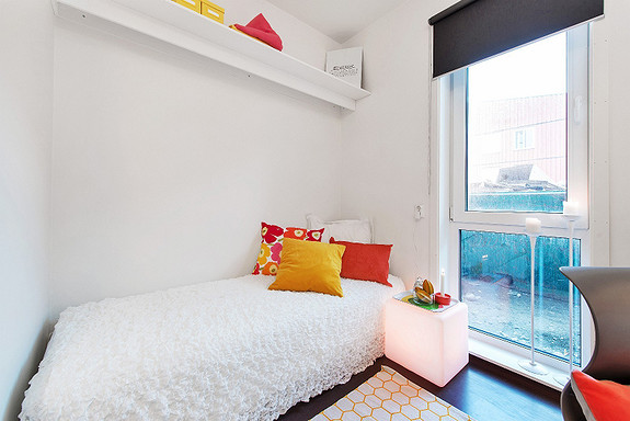 Bilde fra leiligheten