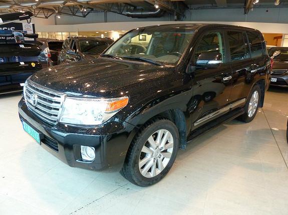 Toyota Land Cruiser V8 V8  2013, 42500 km, kr 729000,-