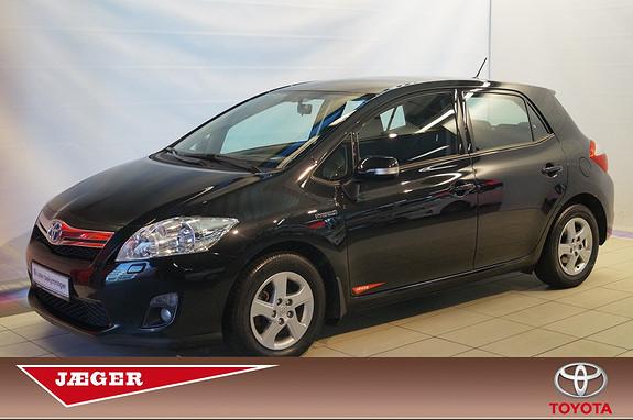 Toyota Auris 1,8 Hybrid Advance HSD  2011, 61400 km, kr 182000,-