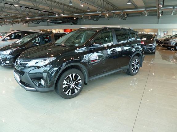 Toyota RAV4 2.0 D-4D Active Style 2WD 124  2015, 12000 km, kr 329000,-