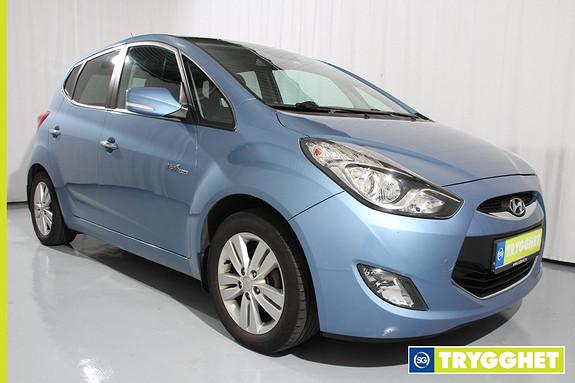 Hyundai ix20 1,4 CRDi 90 hk Blue Drive Premium