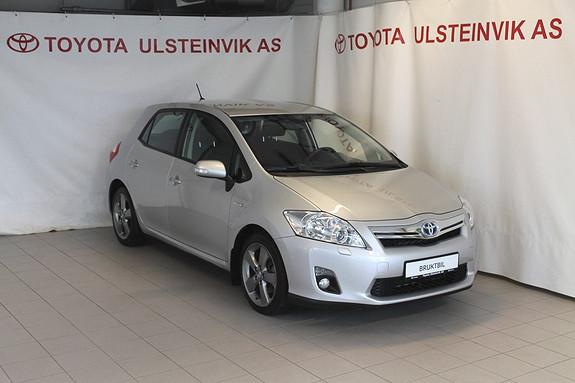 Toyota Auris 1,8 Hybrid Premium HSD  2012, 42000 km, kr 199000,-