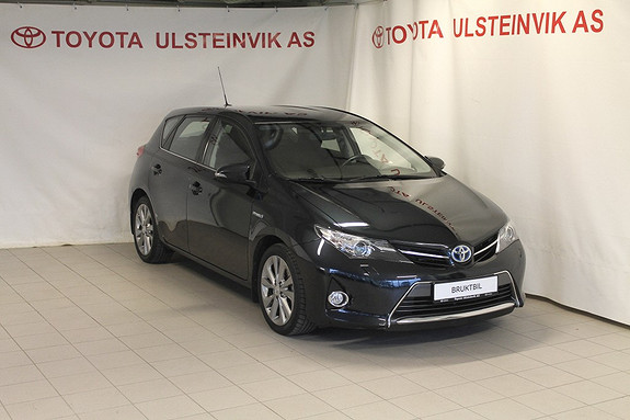 Toyota Auris 1,8 Hybrid E-CVT Active Go navi  2013, 31000 km, kr 229000,-