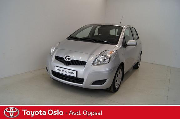 Toyota Yaris 1,4 D-4D  2009, 53645 km, kr 109900,-