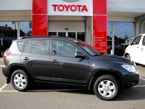 Toyota RAV4 2,2 D-4D 136hk Hengerfeste  2007, 158057 km, kr 159000,-