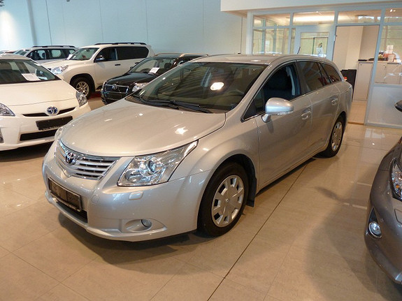 Toyota Avensis 1.6 VVT-i Comfort 132 HK  2009, 98019 km, kr 169000,-
