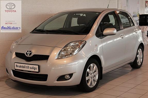 Toyota Yaris 1.3 Bensin  2011, 48000 km, kr 139000,-