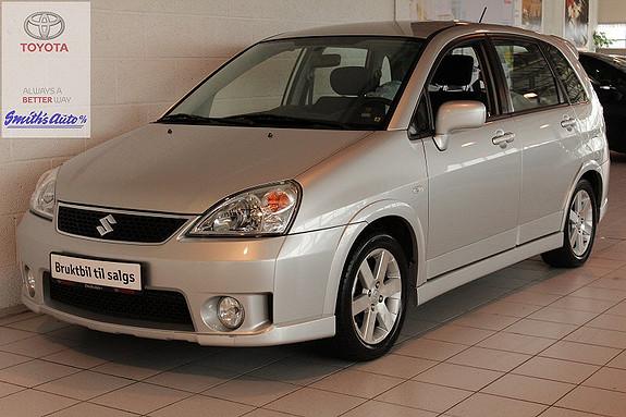 Suzuki Liana 4X4 - Automat  2008, 49000 km, kr 119000,-