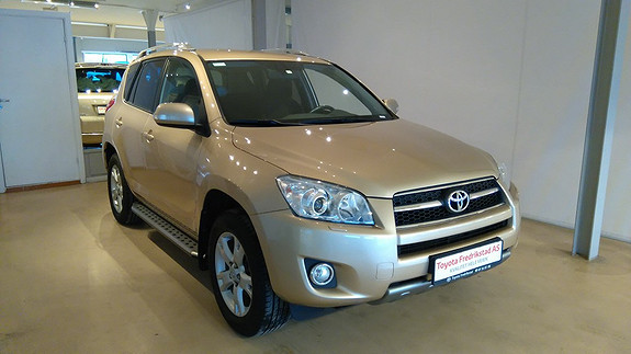 Toyota RAV4 2,0 Valvematic Executive Multidrive S RAV 4 BENSIN/AUT.GEAR, KUN KJØRT 71 600 KM  2009, 72000 km, kr 249000,-