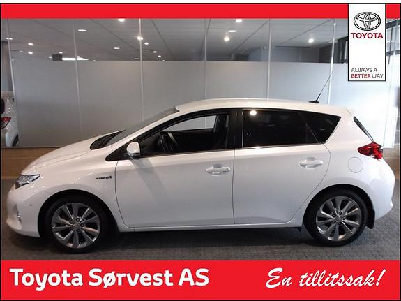 Toyota Auris 1,8 Hybrid E-CVT Executive  2014, 20700 km, kr 269000,-