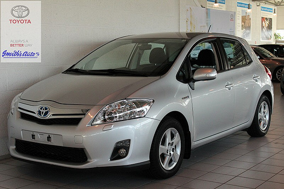Toyota Auris 1.8 ADVANCE - HYBRID  2012, 45000 km, kr 195000,-