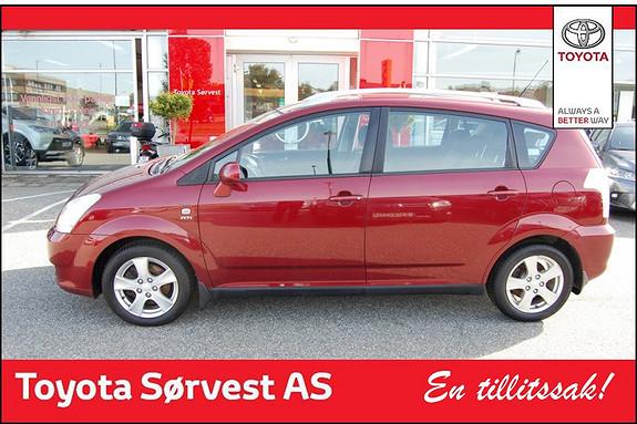 Toyota Corolla Verso 1,8 Sol  2005, 181500 km, kr 79000,-