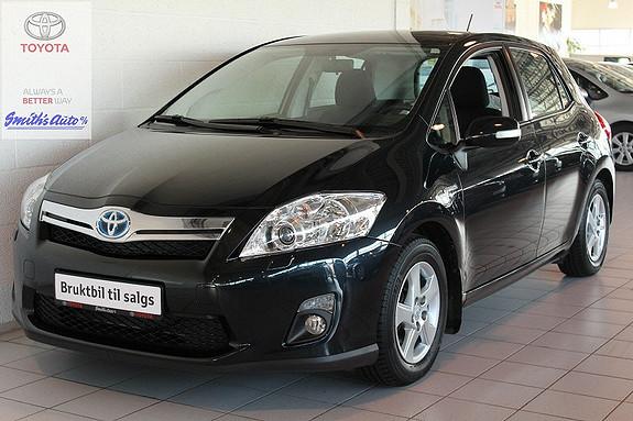 Toyota Auris 1.8 ADVANCE - HYBRID  2012, 25000 km, kr 199000,-