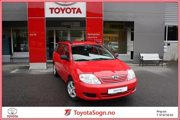 Toyota Corolla 1,4  2006, 125300 km, kr 89000,-