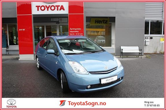 Toyota Prius 1,5 Executive m/navi  2008, 91000 km, kr 109000,-