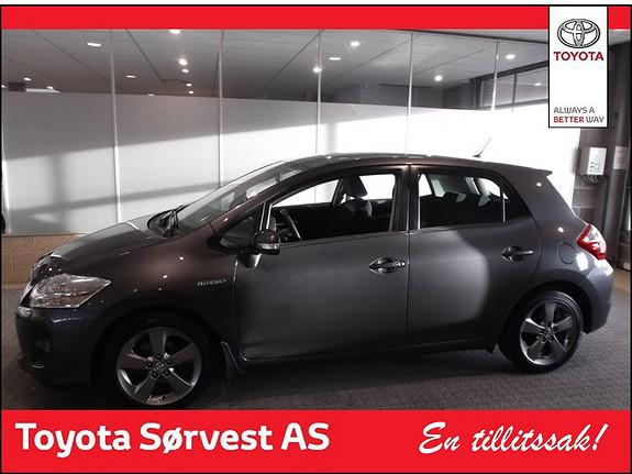 Toyota Auris 1,8 Hybrid E-CVT Executive  2012, 38000 km, kr 199000,-