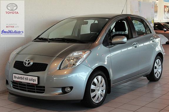 Toyota Yaris 1.4 Diesel  2009, 76000 km, kr 115000,-