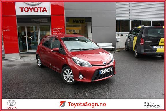 Toyota Yaris 1,5 Hybrid Active S e-CVT  2012, 59000 km, kr 159000,-