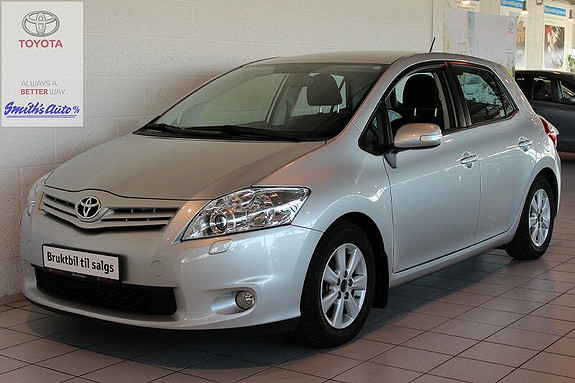 Toyota Auris 1.4 ADVANCE M/HENGERFESTE  2011, 45000 km, kr 159000,-