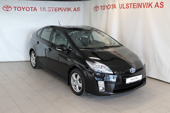 Toyota Prius 1,8 VVT-i Hybrid Executive  2012, 58000 km, kr 179000,-