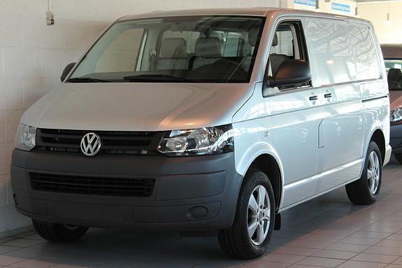 Volkswagen Transporter 140hk 4motion m/fjernstyrt dieselvarmer  2013, 47000 km, kr 319000,-