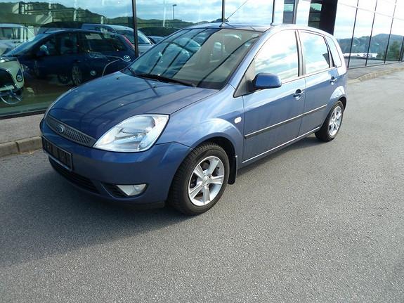 Ford Fiesta 1.3 Bensin 60 HK  2006, 82742 km, kr 69000,-