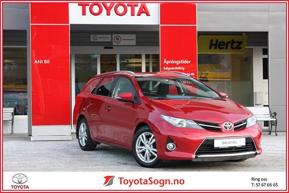 Toyota Auris Touring Sports 1,4 D-4D Active  2013, 33000 km, kr 229000,-