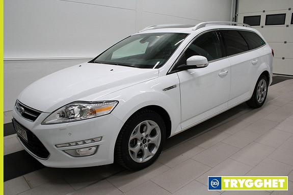 Ford Mondeo 1,6 EcoBoost 160hk Titanium ,Klima,cruise,navi,xenon,tlf,webasto,krok,skinn,soltak,