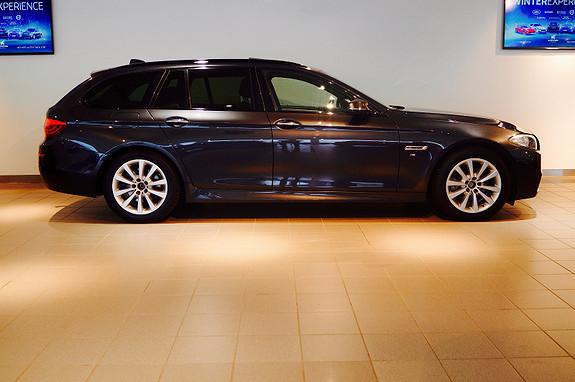 BMW 5-serie 520dA Touring xDrive M-Sport 184hk  2014, 132000 km, kr 469000,-