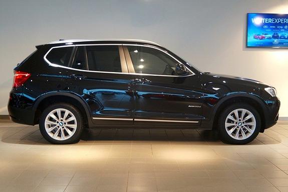 BMW X3 2,0dA Sport  2011, 89200 km, kr 419000,-