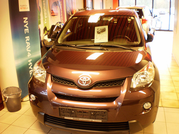 Toyota Urban Cruiser Elegant  2011, 55600 km, kr 195500,-