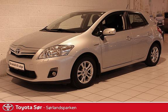 Toyota Auris 1,8 Hybrid Advance HSD INNBYTTEGARANTI 20 000,-  2012, 55500 km, kr 179000,-