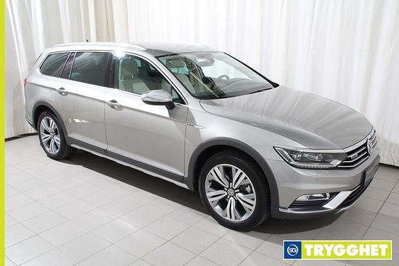 Volkswagen Passat Alltrack 2,0 TDI 190hk 4MOTION DSG LAV KM! Skinn/Ryggekamera/adaptivcruise+++