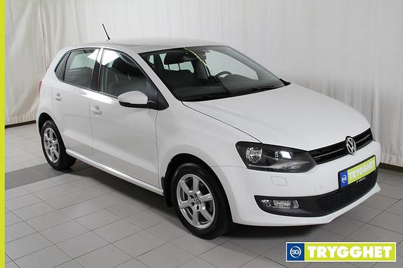 Volkswagen Polo 1,2 90hk TSI DSG Edition LAAAV KM,