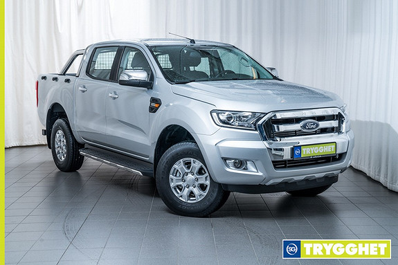 Ford Ranger Double Cab XLT 2,2 TDCi 160hk