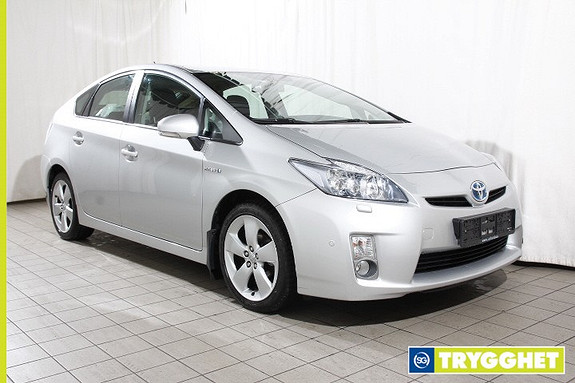 Toyota Prius 1,8 VVT-i Hybrid Executive Ryggekamera-Aut.Klima-Navigasjon-LED n�rlys-Keyless