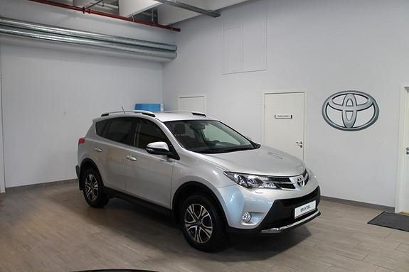 Toyota RAV4 2,2 D-4D 4WD Active **VELHOLDT, RYGGEKAMERA, DAB**  2013, 83700 km, kr 319000,-
