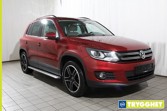 Volkswagen Tiguan 2,0 TDI 110hk 2WD BMT Business Line Skinn-El.Sete-Klima-Cruise-Stigtrinn