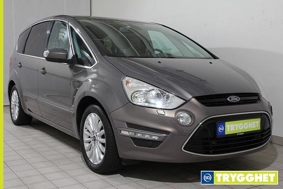 Ford S-MAX 2,0 TDCi 140hk Titanium Aut. 7-s HFESTE!!DIESELVARMER!!EL SETER!!